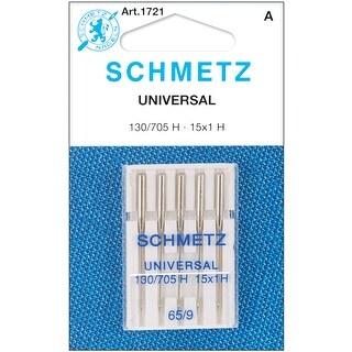 Universal Machine Needles-Size 9/65 5/Pkg - size 9/65 5/pkg