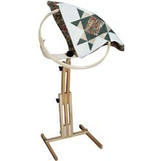 - Quilter's Wonder Hoop & Floor Stand