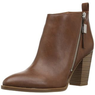 94073647b Circus by Sam Edelman Womens Blythe Leather Pointed Toe Ankle Fashion Boots