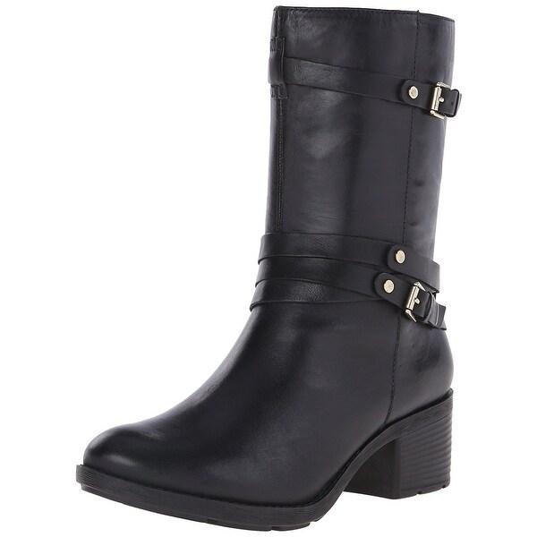 Bandolino Womens Ursal Closed Toe Ankle Fashion Boots