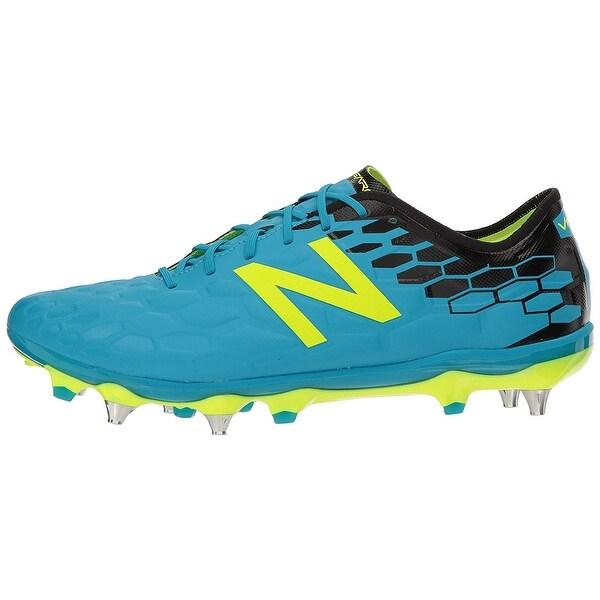 2efd3bdbd Shop New Balance Mens MSVPSMH2 Fabric Low Top Lace Up Baseball Shoes ...