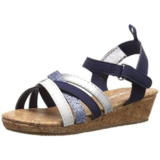 Carters Lana Sandals Glitter Faux Leather