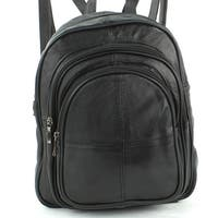 Multi Pocket Sling Back Pack