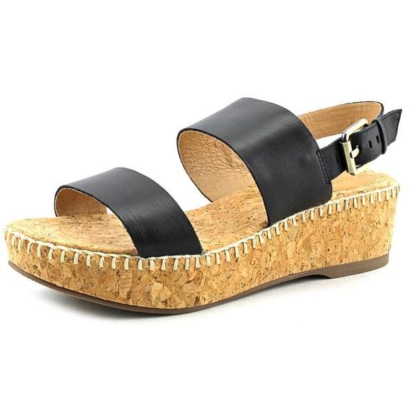 Corso Como Sandy Women Black Sandals