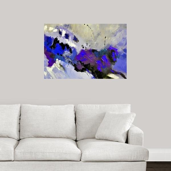 """Abstract 692153423"" Poster Print"