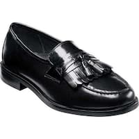 Nunn Bush Men's Manning Black Kid