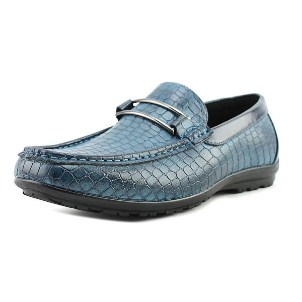 Stacy Adams Lanzo Blue Loafers