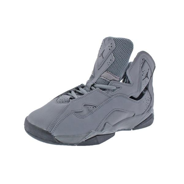 c9c9df38f7e Shop Jordan Boys True Flight Basketball Shoes Big Kid Fashion - Free ...