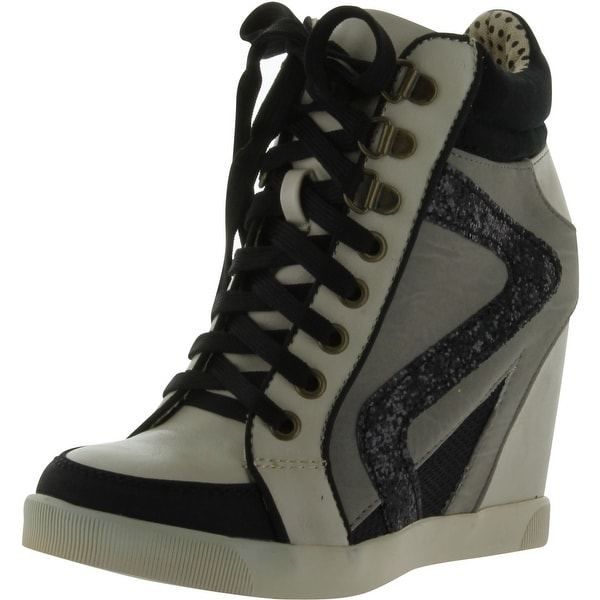 862e90db33f9 Shop Bamboo Women Jodie-01 Fashion-Sneakers - Free Shipping On ...