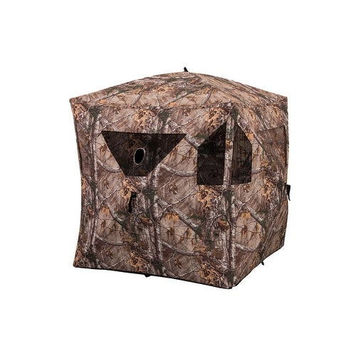 Wildgame Innovations AM-1RX3H019M Ameristep Brickhouse Blind
