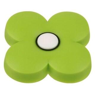 Hickory Hardware HH74643-ZZ Kids Corner 1-13/16 Inch Diameter Flower Designer Cabinet Knob