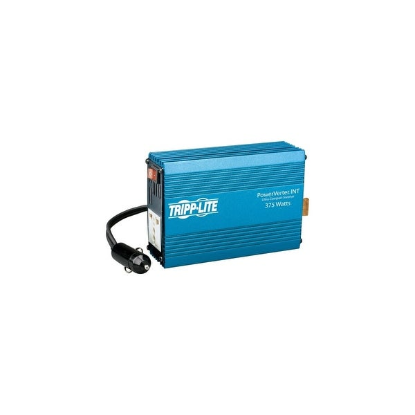 Tripp Lite PVINT375 Tripp Lite PowerVerter PVINT375 Power Inverter - 12V DC - 230V AC - Continuous Power:375W