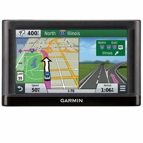 Refurbished Garmin Nuvi 3580LMT GPS w/ Lifetime Maps and Traffic Updates