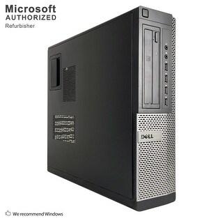 Dell OptiPlex 790 Desktop Computer Intel Core i5 2400 3.1G 16GB DDR3 240G SSD Windows 10 Pro 1 Year Warranty (Refurbished)