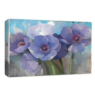 "PTM Images 9-153947  PTM Canvas Collection 8"" x 10"" - ""Painted Flowers"" Giclee Flowers Art Print on Canvas"