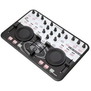Professional Digital MIDI Controller w/VIRTUAL DJ Software Included