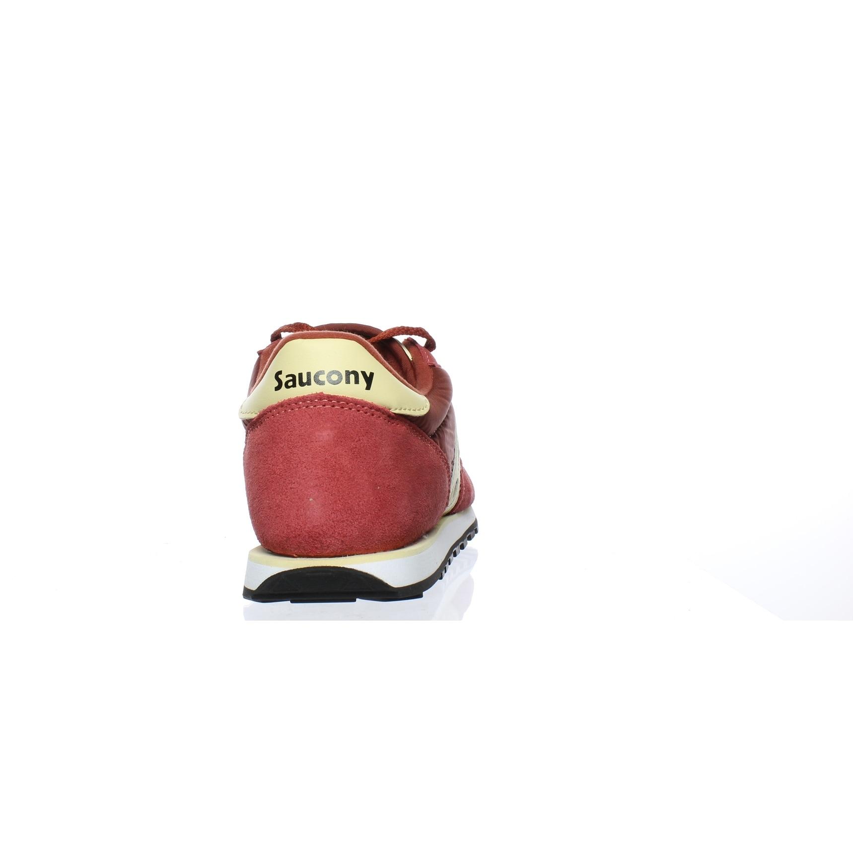 Saucony men's low top sneakers red size 11 men's shoes