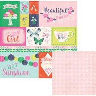 Petals -Flower Girl Ds Paper