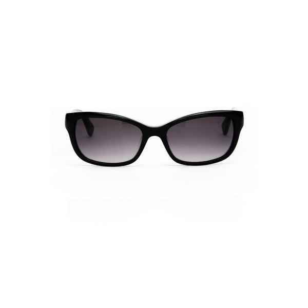 eedc48b92733c Shop Kate Spade Marilee Women s Plastic Sunglasses - Black - One ...