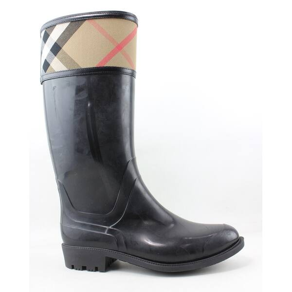 8884c1e6e428 Shop Burberry Womens Crosshill Rainboots EUR 41 - Free Shipping ...