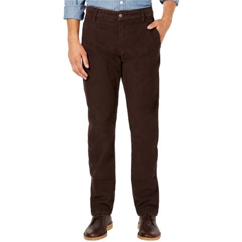 Dockers Mens Tapered Slim Casual Corduroy Pants