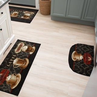 Link to Mohawk Home Coffee Moment Area Rug Similar Items in Rugs