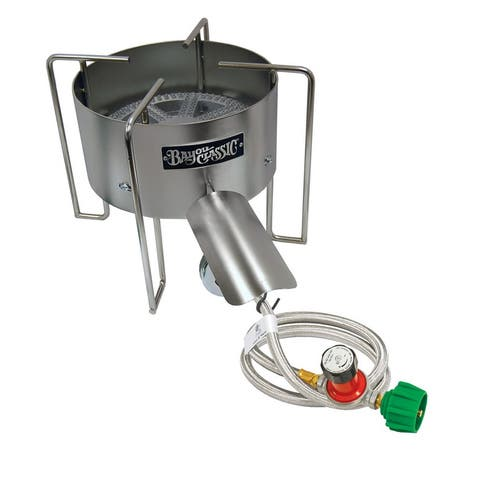 Bayou Classic® SAB4 - 16-in Stainless Banjo Outdoor Cooker