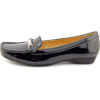 Naturalizer Gadget Women Round Toe Synthetic Loafer