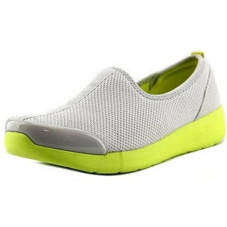Easy Spirit Womens Funrunner Low Top Slip On Walking Shoes