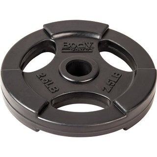 Body Sport Weight Plates - Sold in Singles (3 options available)
