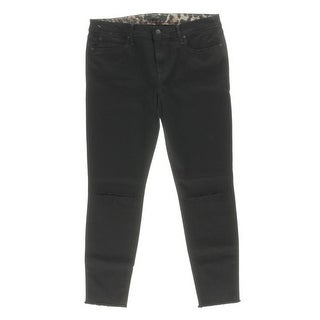 Joe's Jeans Womens The Finn Low-Rise Skinny Fit Ankle Jeans