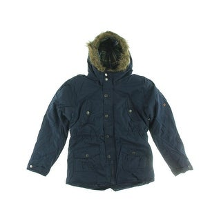 French Connection Boys Hooded Coat