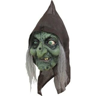 Old Hag Halloween Mask