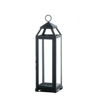 Lean & Sleek Candle Lantern (L)