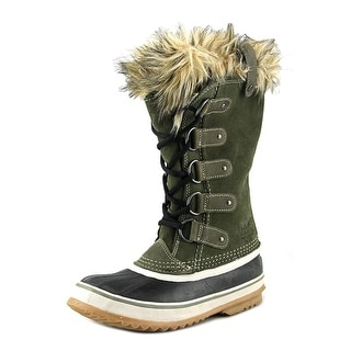 Sorel Joan of Arctic Round Toe Suede Snow Boot