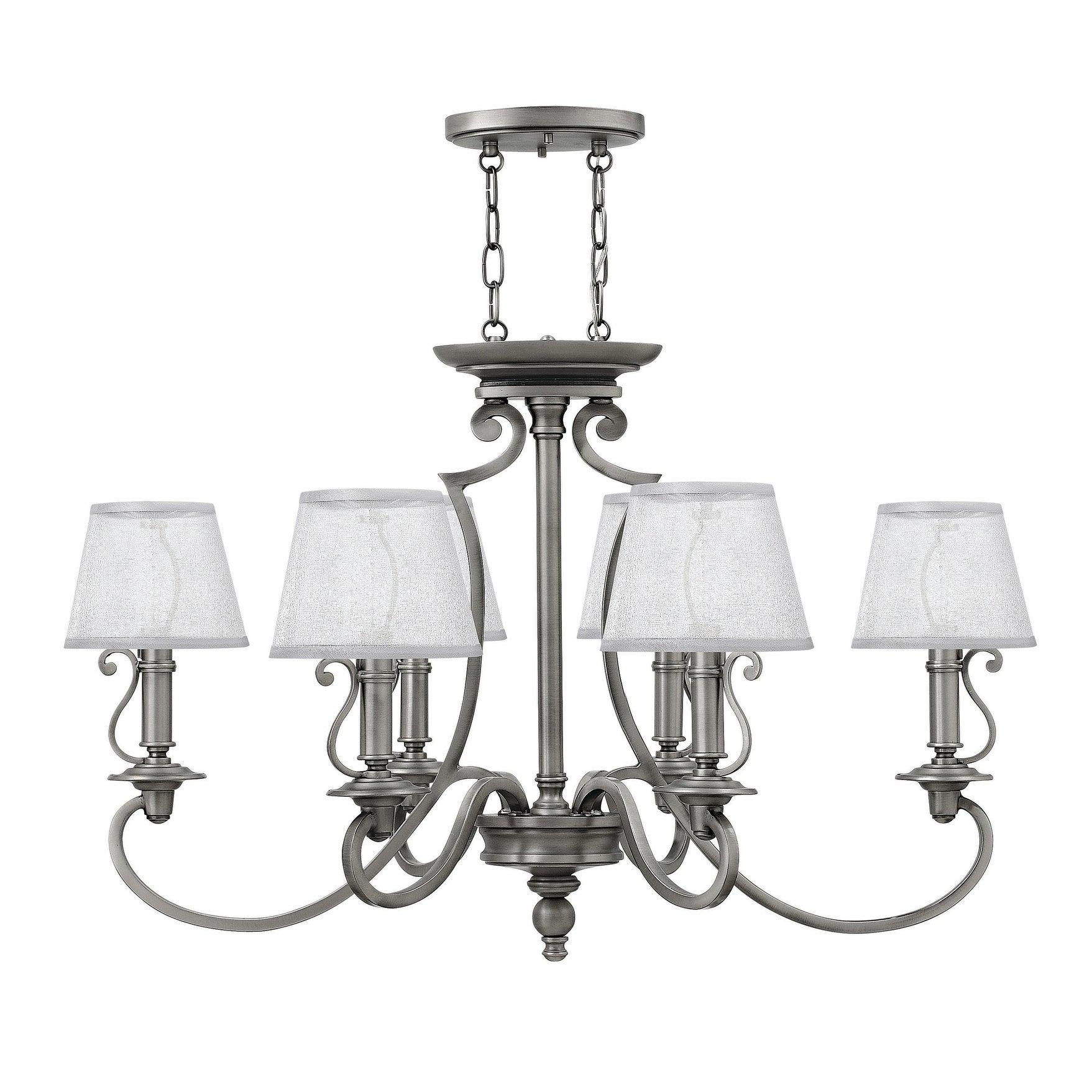 Hinkley Lighting 4245 6 Light 34