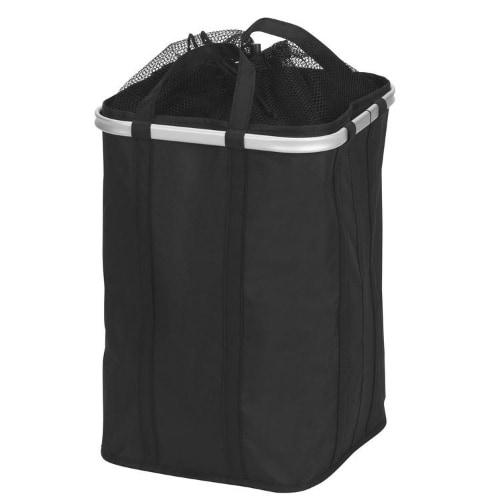Household Essentials 2225 Krush Hamper, Black