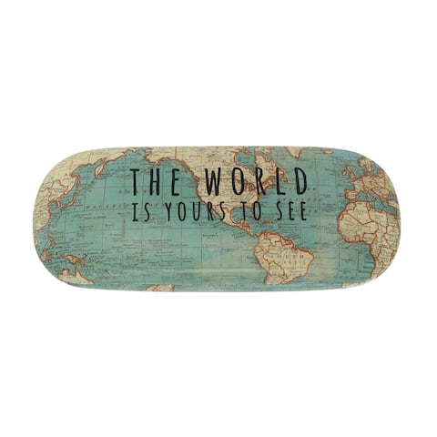 Sass & Belle The World Is Yours to See Glasses Case - one size