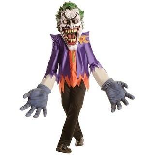 DC Comics The Joker Creature Reacher Adult Costume - Purple