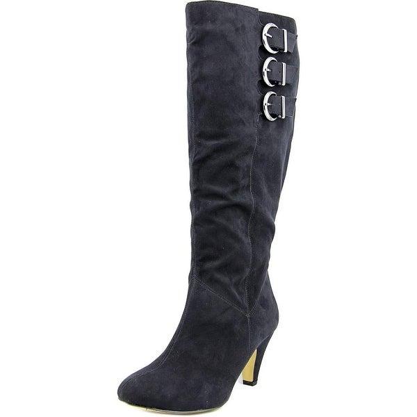 Bella Vita Transit II Wide Calf Womens Black Boots