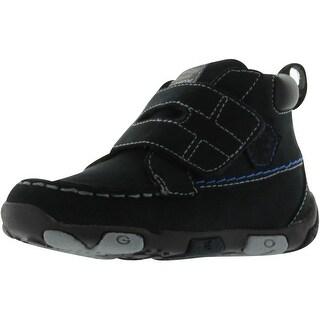 Geox Boys' Balu D Sneaker