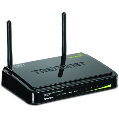 """""""trendnet TEW731BRB TRENDnet Wireless N 300 Mbps Home Router, TEW-731BR"""""""