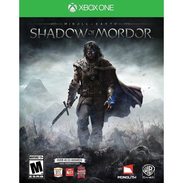 Middle Earth Shadow of Mordor - Xbox One (Refurbished)