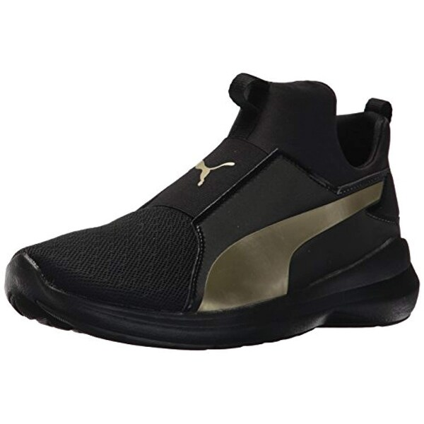 401782a92dd6b5 Shop Puma Women s Rebel Mid Wns Tt Mesh Sneaker
