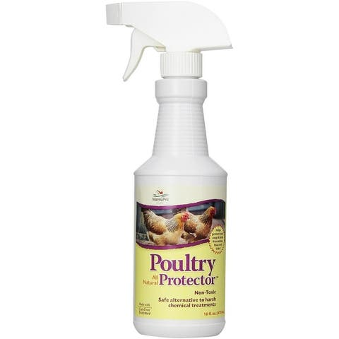 Manna Pro 0502035299 Poultry Protector Insect Control, 16 Oz