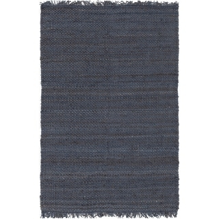 Hand-Woven Arizona Solid Jute Rug