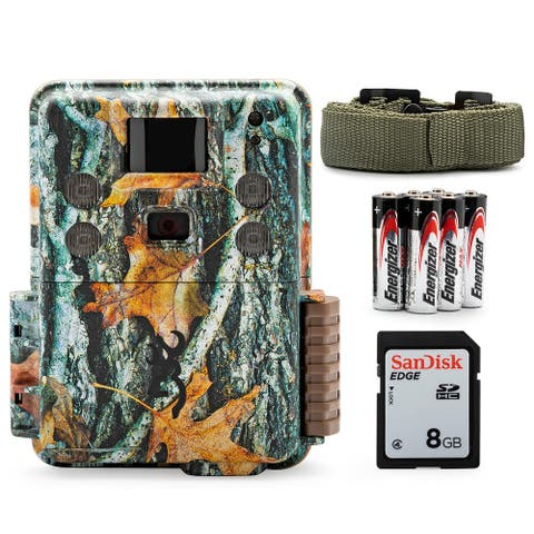Browning Trail Cameras Strike Force HD Apex Game Cam w/ Battery Bundle