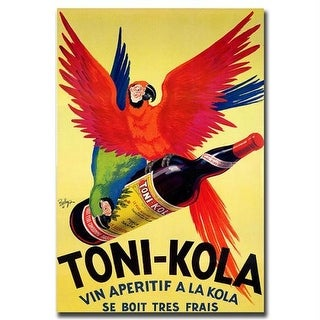 Toni Kola By Robert Wolff-Gallery Wrapped 35X47 Canvas Art