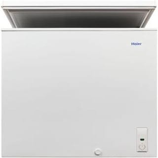 Haier Hf71cm33nw 7.1 Cu. Ft. Capacity Chest Freezer, White