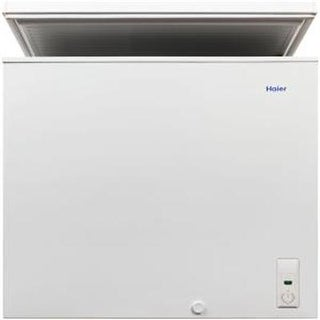 Haier Hf71cm33nw 7.1 Cu. Ft. Capacity Chest Freezer, White